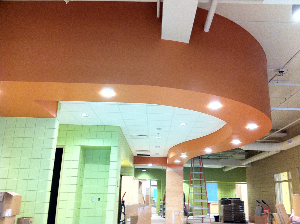 Todd Wenzel Gmc >> Spartan Stores YMCA | Portfolio | Exxel Engineering