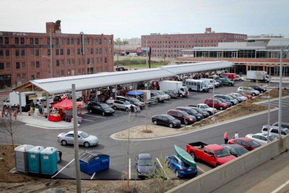 Grand Rapids Downtown Market Portfolio Exxel Engineering
