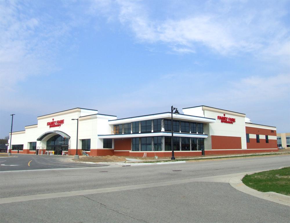 Todd Wenzel Chevrolet >> Family Fare Supermarket | Portfolio | Exxel Engineering