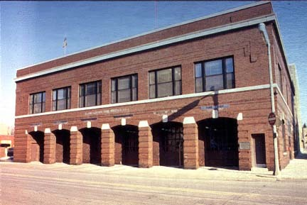 Grand Rapids Fire Station No 1 Cox Medendorp Olson