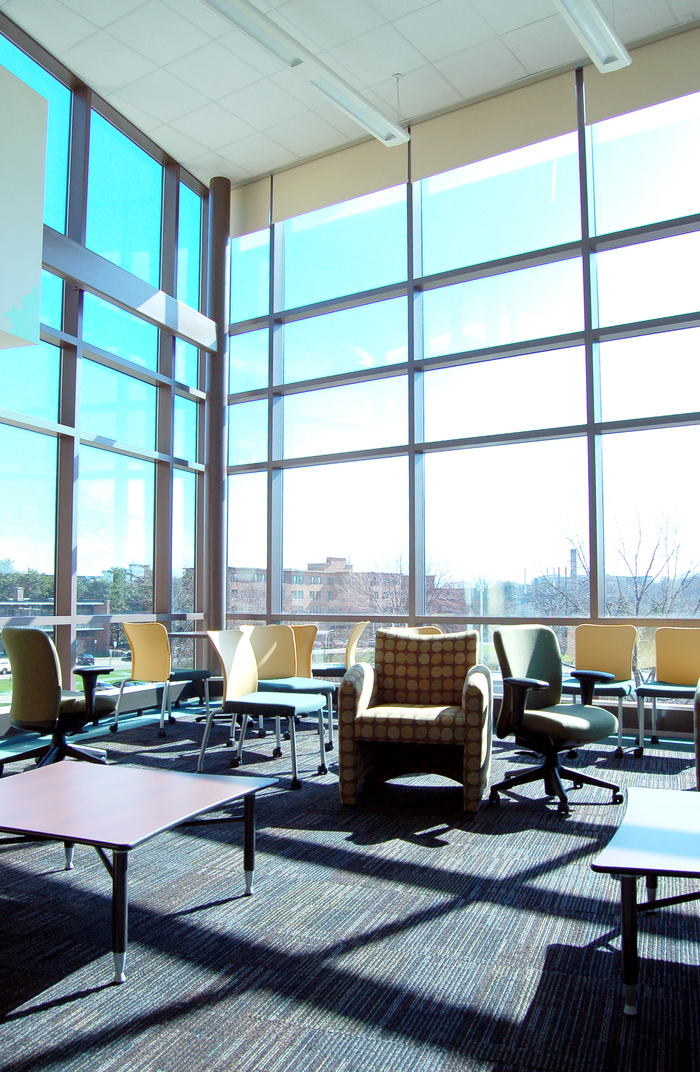 Wmu Brown Hall Projects Pioneer Construction