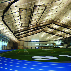 GVSU Laker Turf Building