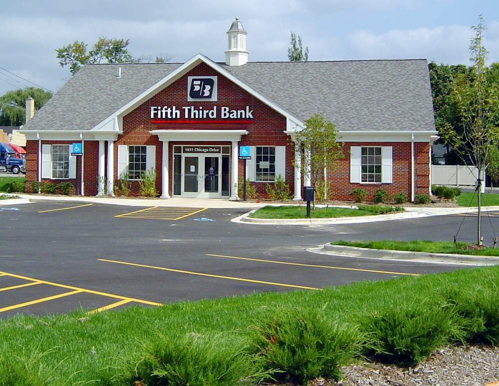 Todd Wenzel Chevrolet >> Fifth Third Bank - Roosevelt Branch | Portfolio | Exxel ...