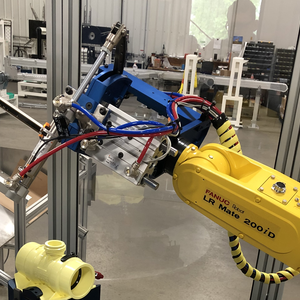 Robotic O-Ring Assembly Machine