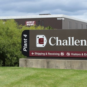 Challenge Manufacturing Plant 4